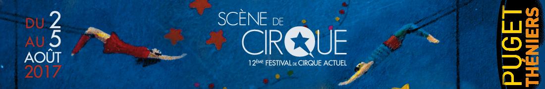Bandeau Scène de cirque