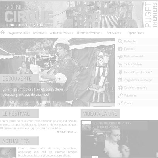 Scène de Cirque | Puget-Théniers