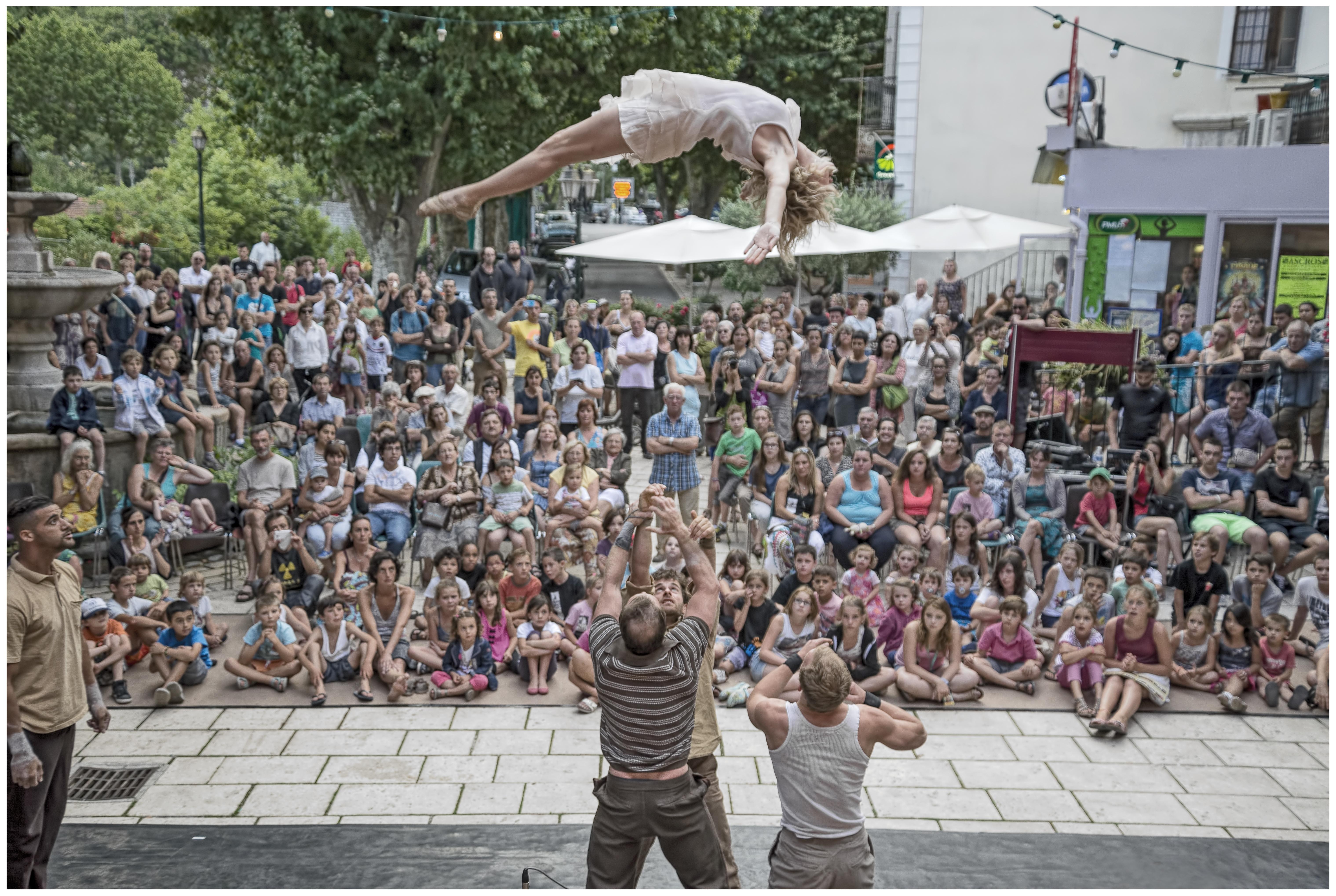 Ouverture du festival Mercredi 29 juillet